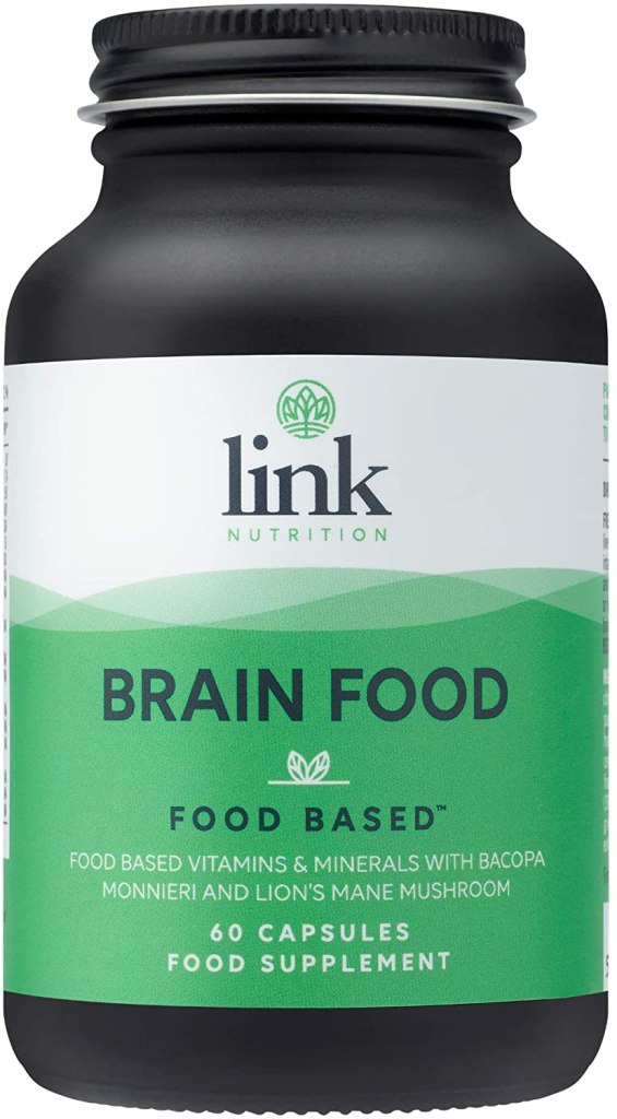 Brain Food by Link Nutrition