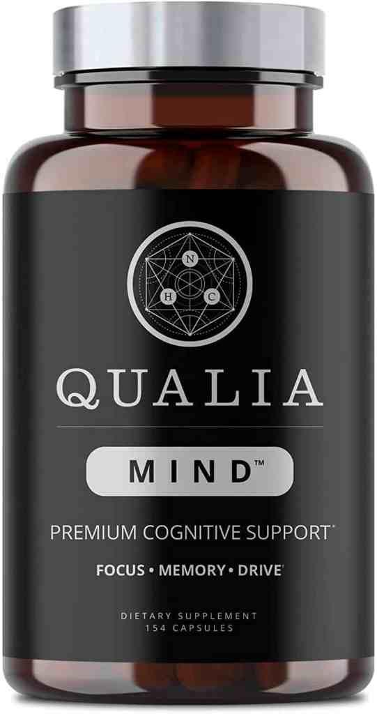 Qualia Mind Nootropics