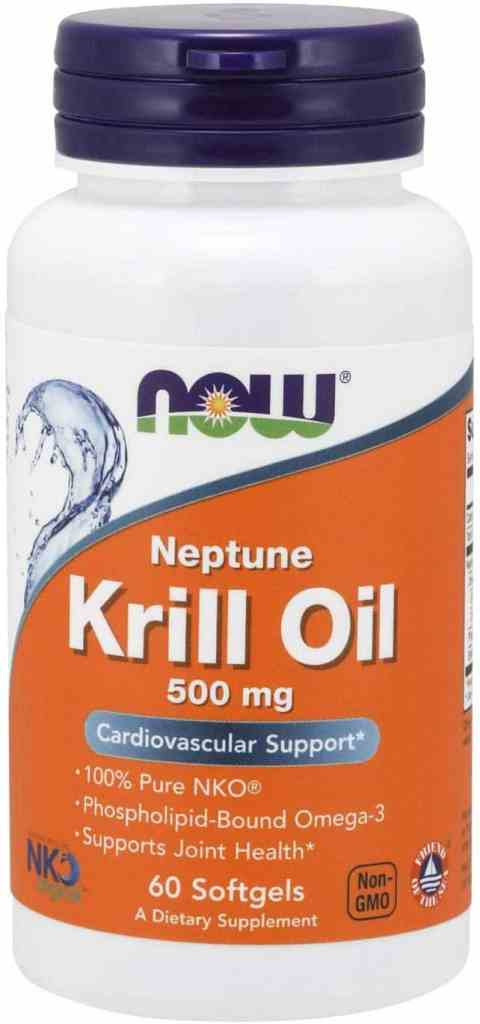NOW Krill Oil
