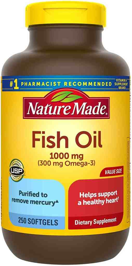 Nature Made Fish Oil 1000 mg