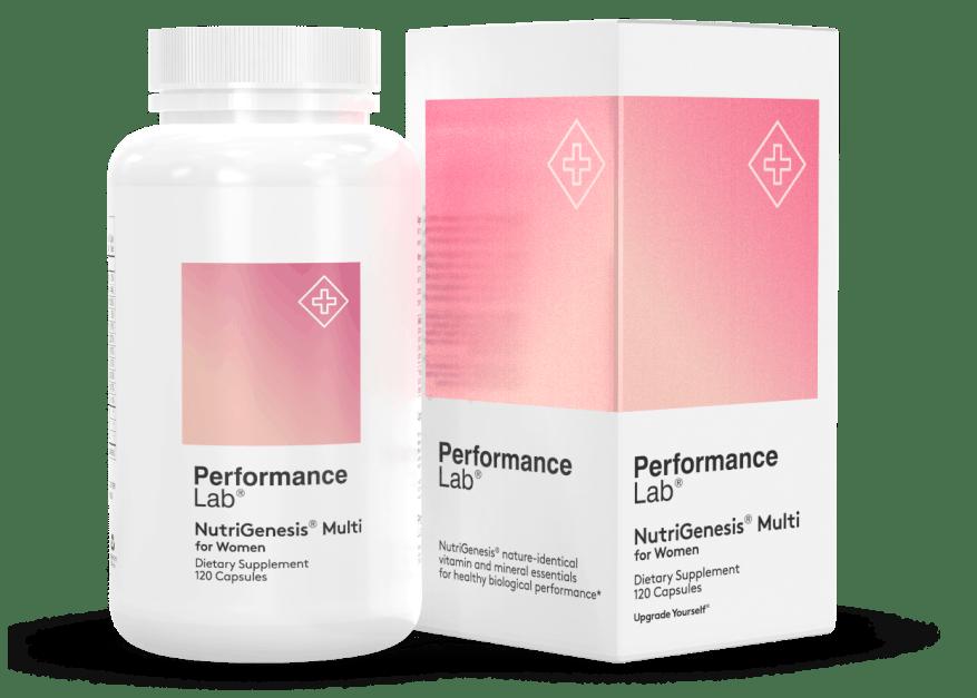 Performance Lab Nutrigenetics Women