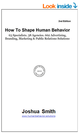 How to Shape Human Behavior for Advertisers - 2nd Edition