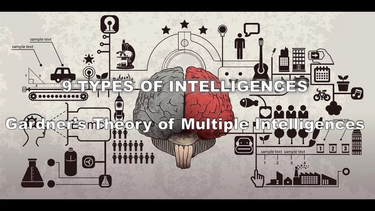 9 TYPES OF INTELLIGENCES