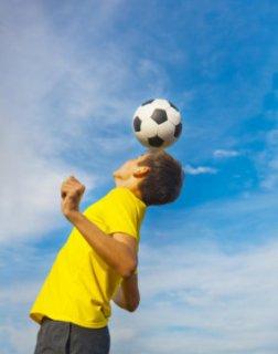 Football heading