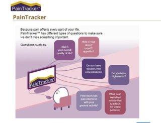 Pain tracking tool