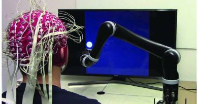 New breakthrough in the field of noninvasive robotic device control