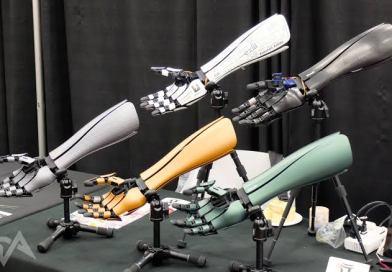 High tech robotic prost