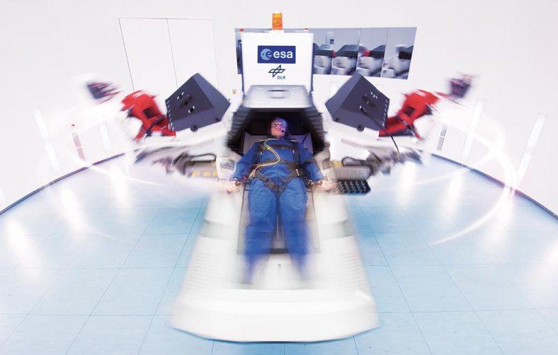 Human centrifugre
