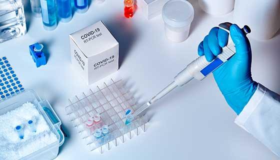 coronavirus test teaser