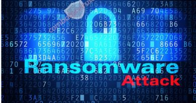 ransomeware attack