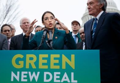 How the Green New Deal lit a fire under the GOP