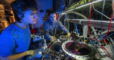 Scientists develop an extremely precise measurement of the radius of the proton using hydrogen spectroscopy