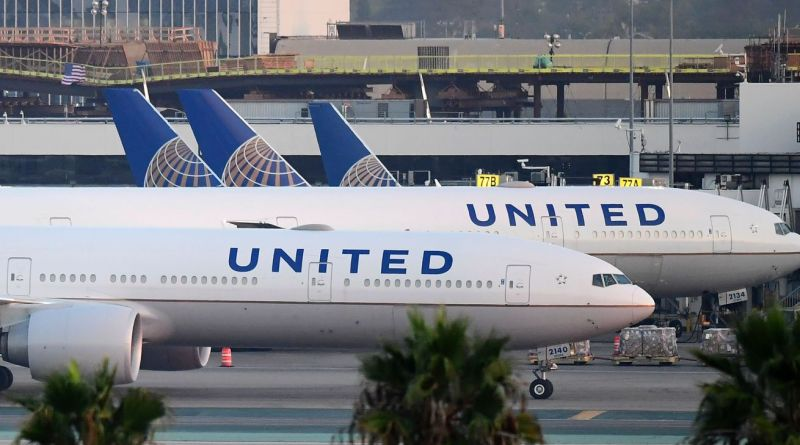 United makes plans to capture its planet-heating pollution