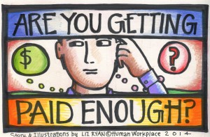 Photo of Are you getting paid enough? If not, it's a good time to ask for that raise now