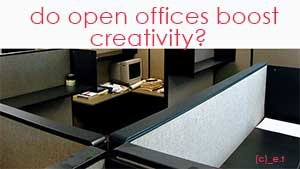 Photo of Do open offices boost creativity