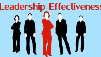 Photo of Leadership Effectiveness Course