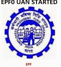 Photo of EPFO – Universal Account Number (UAN)