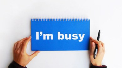 Photo of 'I'm Busy': An absolutely vital Problem we all need to deal with