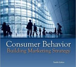 Photo of Consumer Behavior: Building Marketing Strategy, 12th Edition 12th Edition