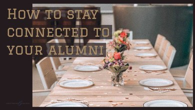Photo of How to stay connected to your alumni