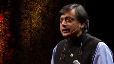 Photo of A well educated mind vs a well formed mind: Dr. Shashi Tharoor at TEDxGateway 2013