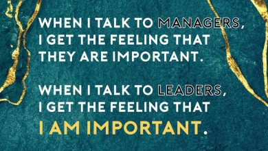 Photo of Exceptional leaders just don't take charge, rather they take care of those within their charge.