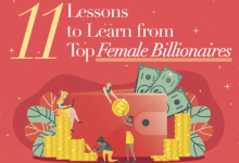 Photo of 11 Lessons to Learn from Top Female Billionaires