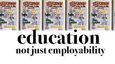 Photo of Education – Not Just Employability