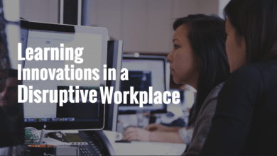 Photo of Learning Innovations in a Disruptive Workplace