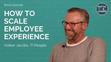 Photo of How to Scale Employee Experience