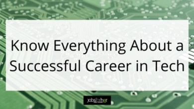 Photo of Career in Tech — How to Get Successful