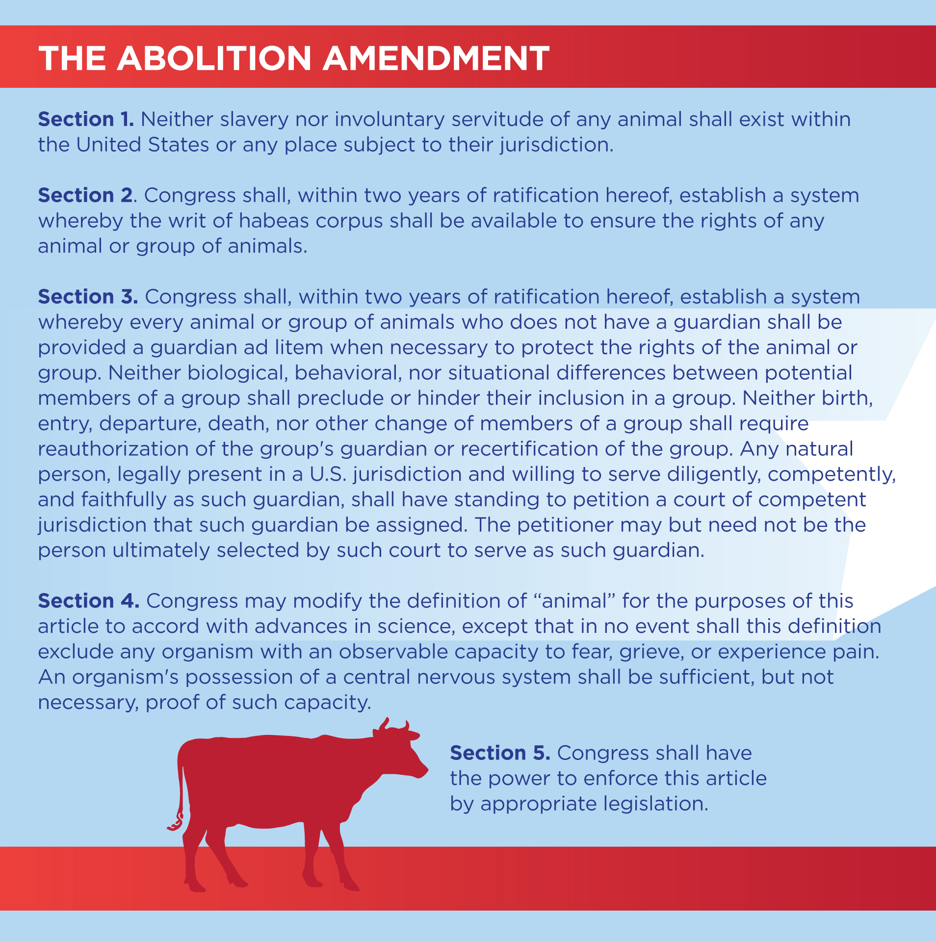 Abolition Amendment | Full Text