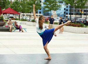 Kate Capato, Dancing