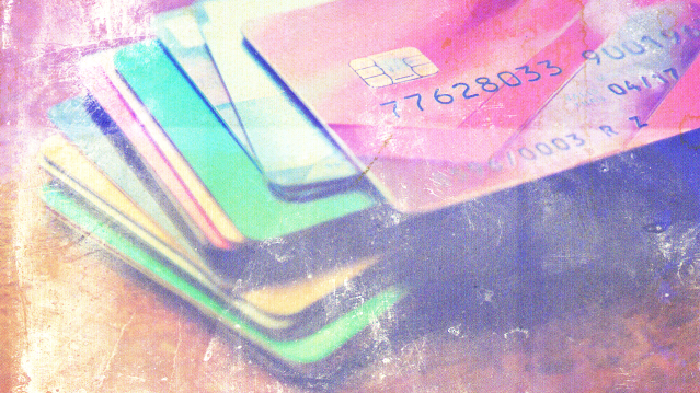 Credit Cards.