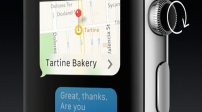 Apple Watch Human Factors