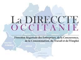 logo direccte occitanie