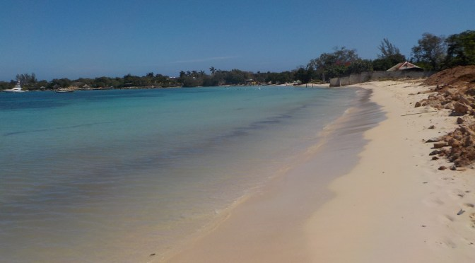 photo de laplage de discovery bay