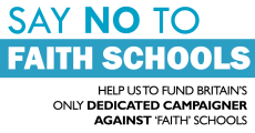 The BHA has launched a new fundraiser to continue employing its Faith Schools Campaigner