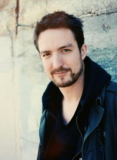 Vocal: musician Frank Turner. Photo: Brantley Gutierrez.