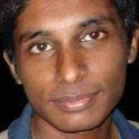 Satirist Washiqur Rahman, 27, died just 500 yards from his home in Dhaka.