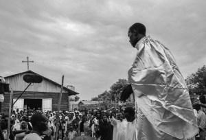 Langfredag feires i Juba I Sør-Sudan. Kristne misjonærer har langt på vei skapt landet slik vi kjenner det i dag. Foto: Samir Bol / Anadolu Agency