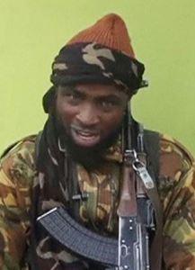 Boko Harams leder Abubaker Shekau er meldt død flere ganger i 2016, men leder trolig fortsatt en svært splittet og nå defensiv sekt. Foto: Wikimedia Commons