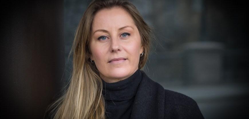 Kaja Melsom. Foto: Arnfinn Pettersen