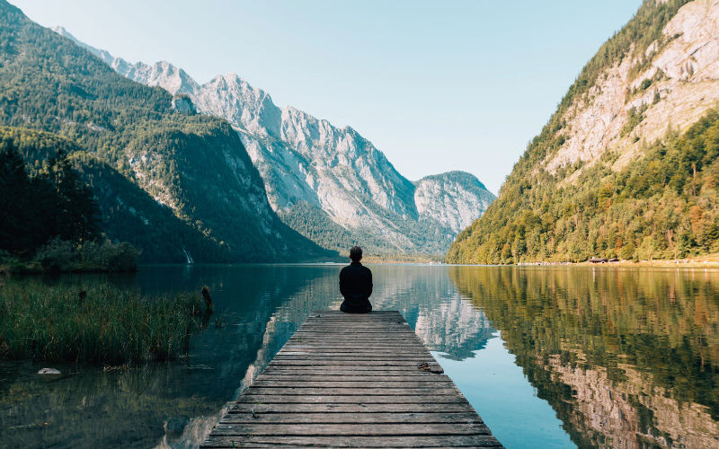 Somatic Experiencing: Stille