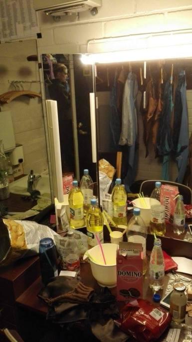 Tanssijoiden pukkari. Kuva: Mari Ala-Nikkola