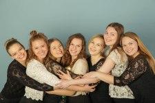 Tanssi: Veera Ala-Kaila, Roosa Saloheimo, Riikka Hynninen, Pauliina Kettunen, Maija Muntila, Roosa-Maaria Rantala ja Sonja Piipponen