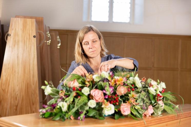 London Funeral Director Poppy's