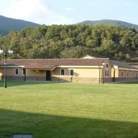 Instalaciones campamento bilingüe inglés