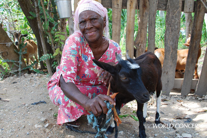 Haiti Humanitarians Great Gawky Goats