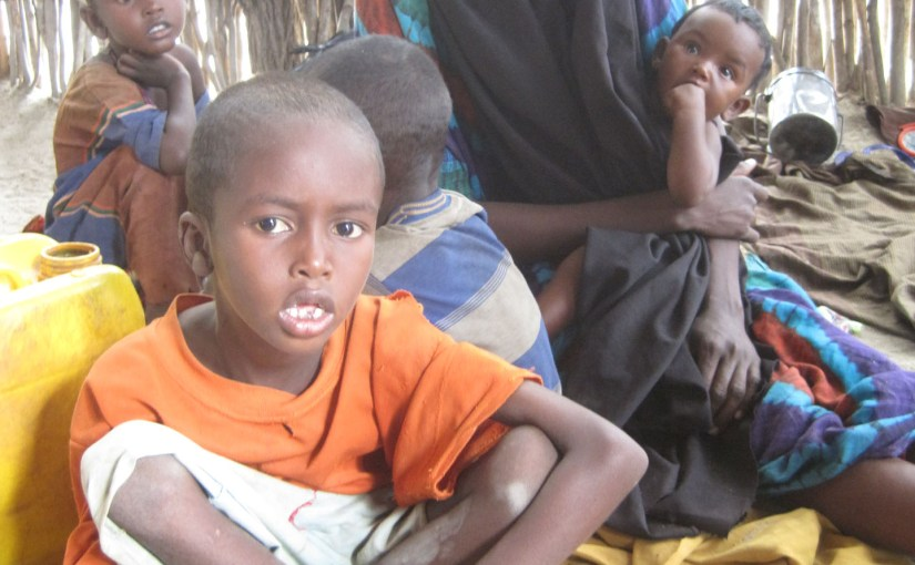 Why we help in places like Somalia